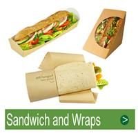 Eco-Friendly Sandwich Wedges